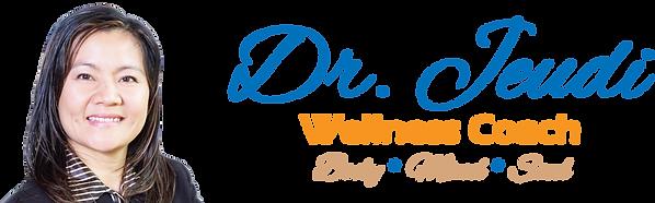 Dr. Jeudi Wellness Coach