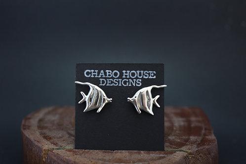 Angelfish Earrings