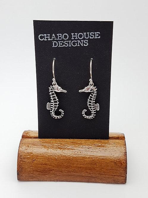 Seahorse Drop Earrings
