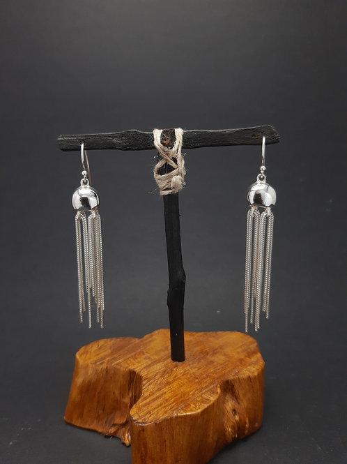 Box Jelly Earrings