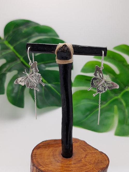 Ulysses Threader Earrings