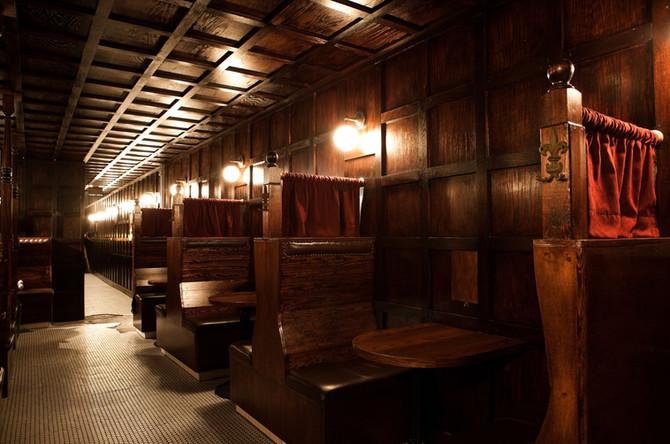 The Tavern Room at Dutch Kills.  Photo credit: Isaac Rosenthal