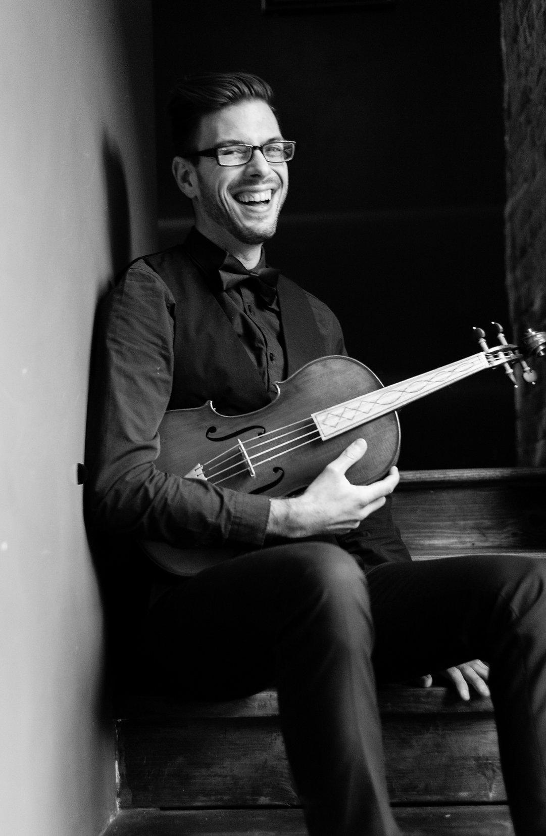 Michael Hill viola, Baroque viola, Louisville viola, Louisville classical music