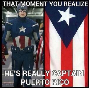 Captain America's origins...