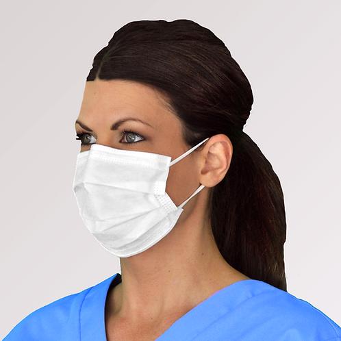 Skin-Saver Sensitive Skin - Earloop Mask - Case of 500
