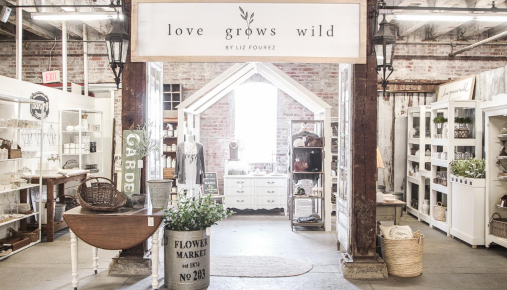 love grows wild