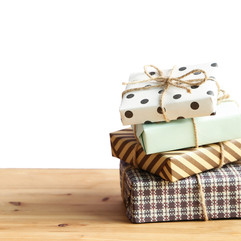 custom wrapping