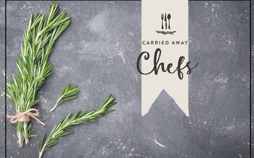 carried away chefs