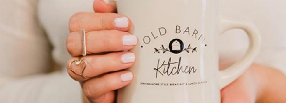 old barn kitchen
