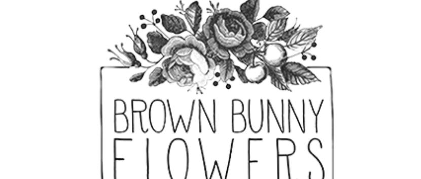 BRAND: brown bunny flowers