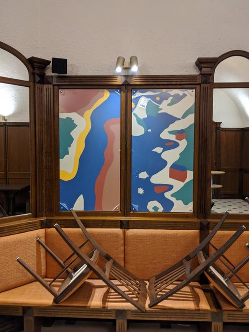 Aménagement d'intérieur - Une fenêtre sur l'Europe