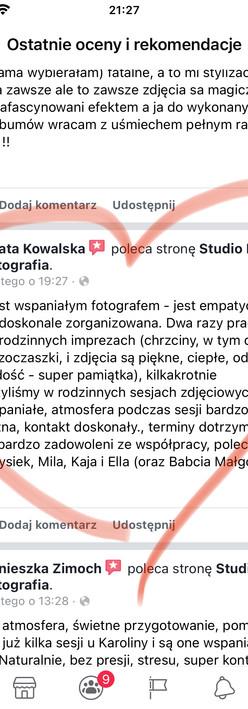 Fotograf Warszawa