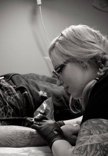rock road tattoo