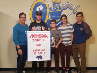 MBCI Golf Club at Provincials