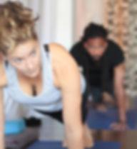 yoga en el trabajo poblenou