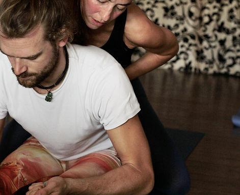 profesora privada de yoga barcelona
