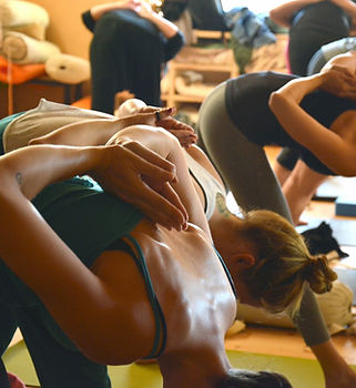 clases yoga empresas