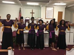 Worship Dance Ministry