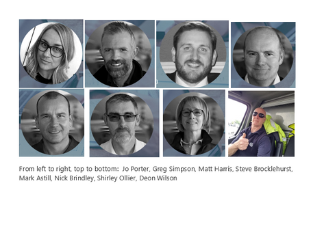 The Packaging Automation Projects Team Who's Who