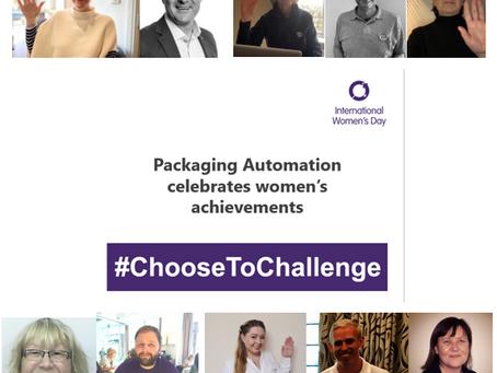 Packaging Automation celebrates women's achievements