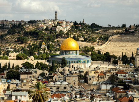 What to expect from Jerusalem