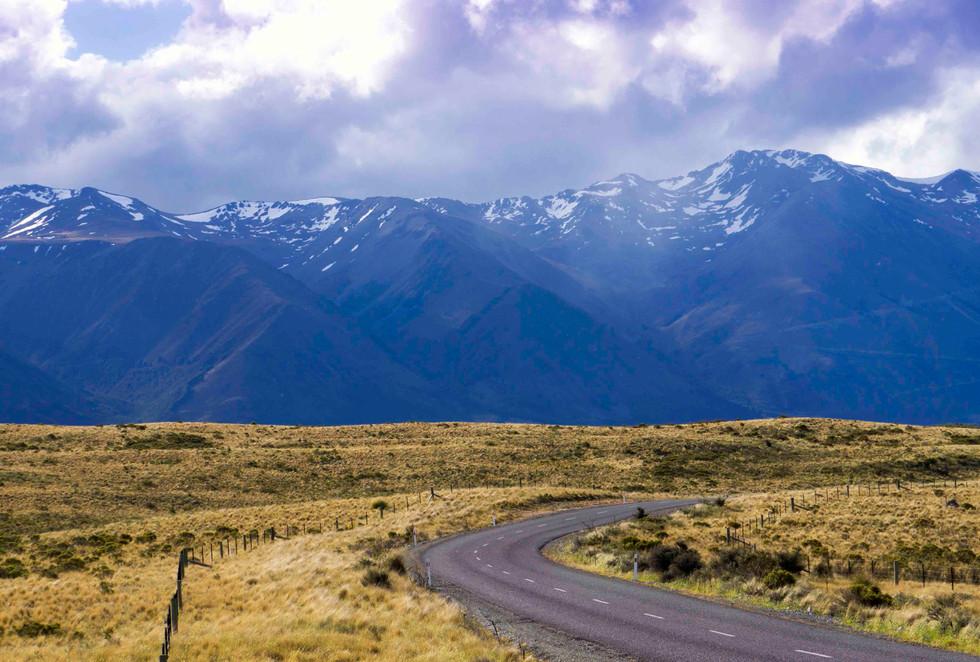 Ben Ohau Range
