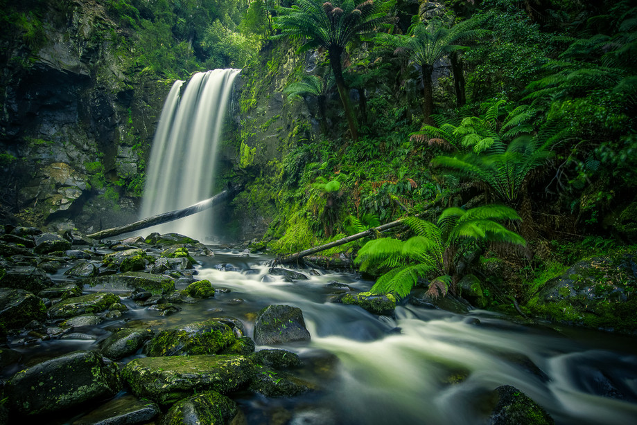 Hopetoun Falls, Vic