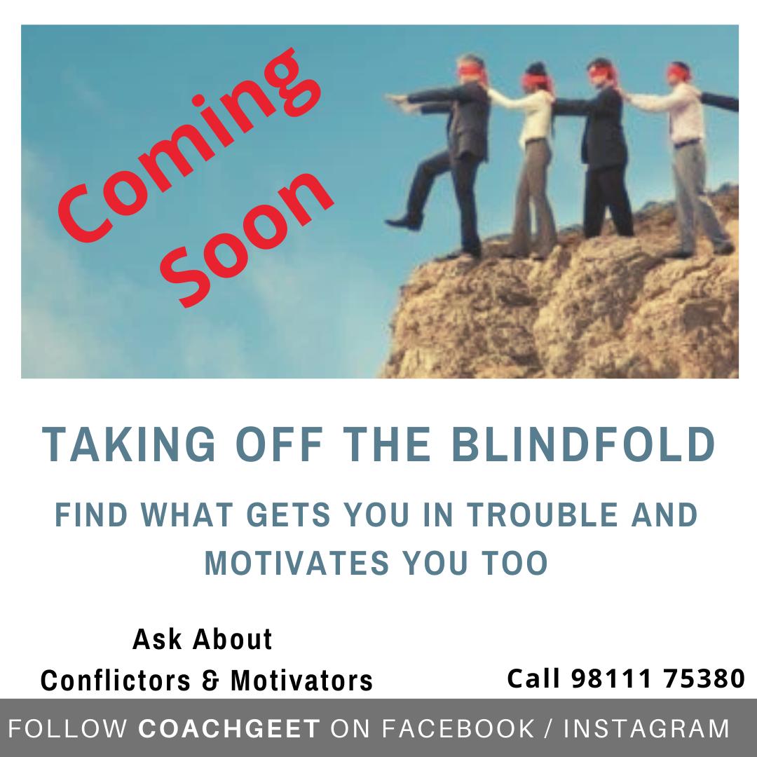 Conflictors & Motivators Private Session