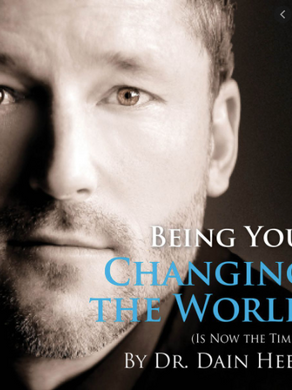 Book Excerpts: Being you Changing the world