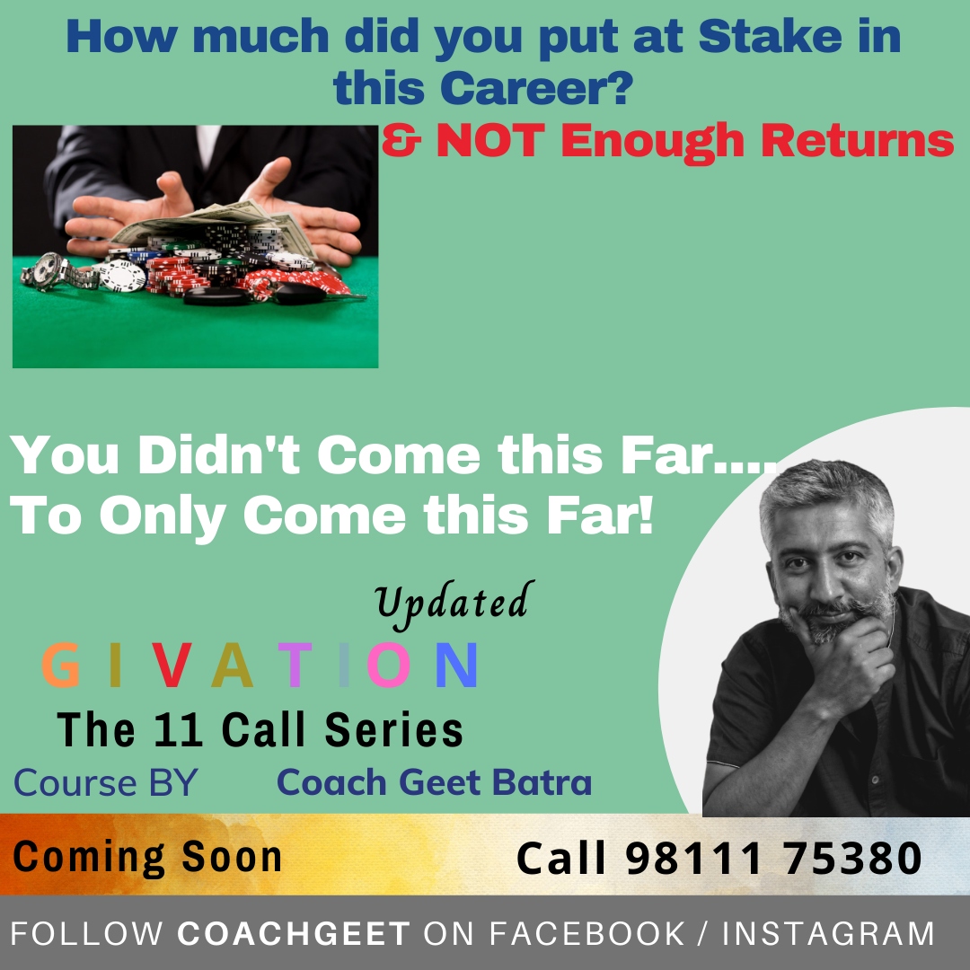 Givation Updated - The 11 Call series