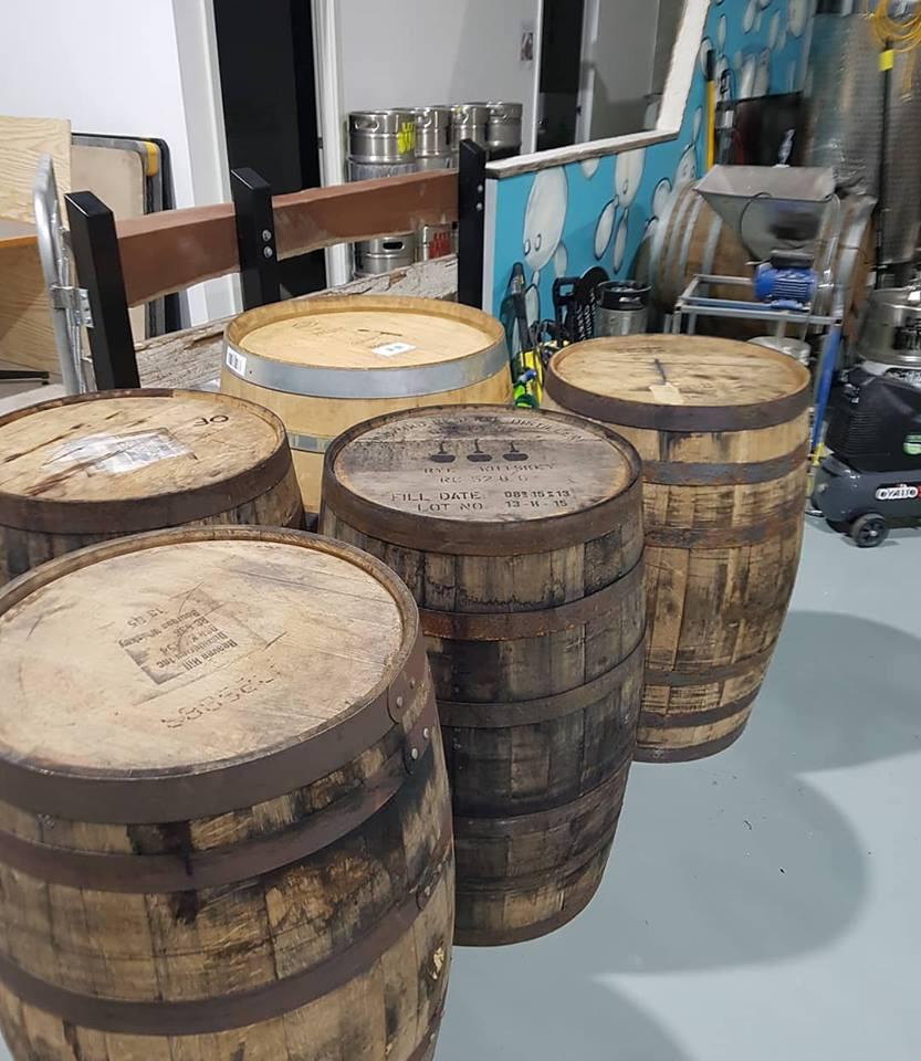 Left Barrels