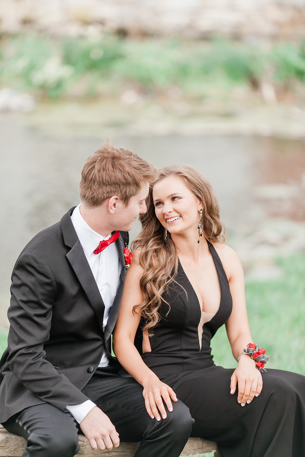 Silver Lake prom photo session 12