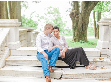 Swannanoa Palace Portrait Session | Afton VA