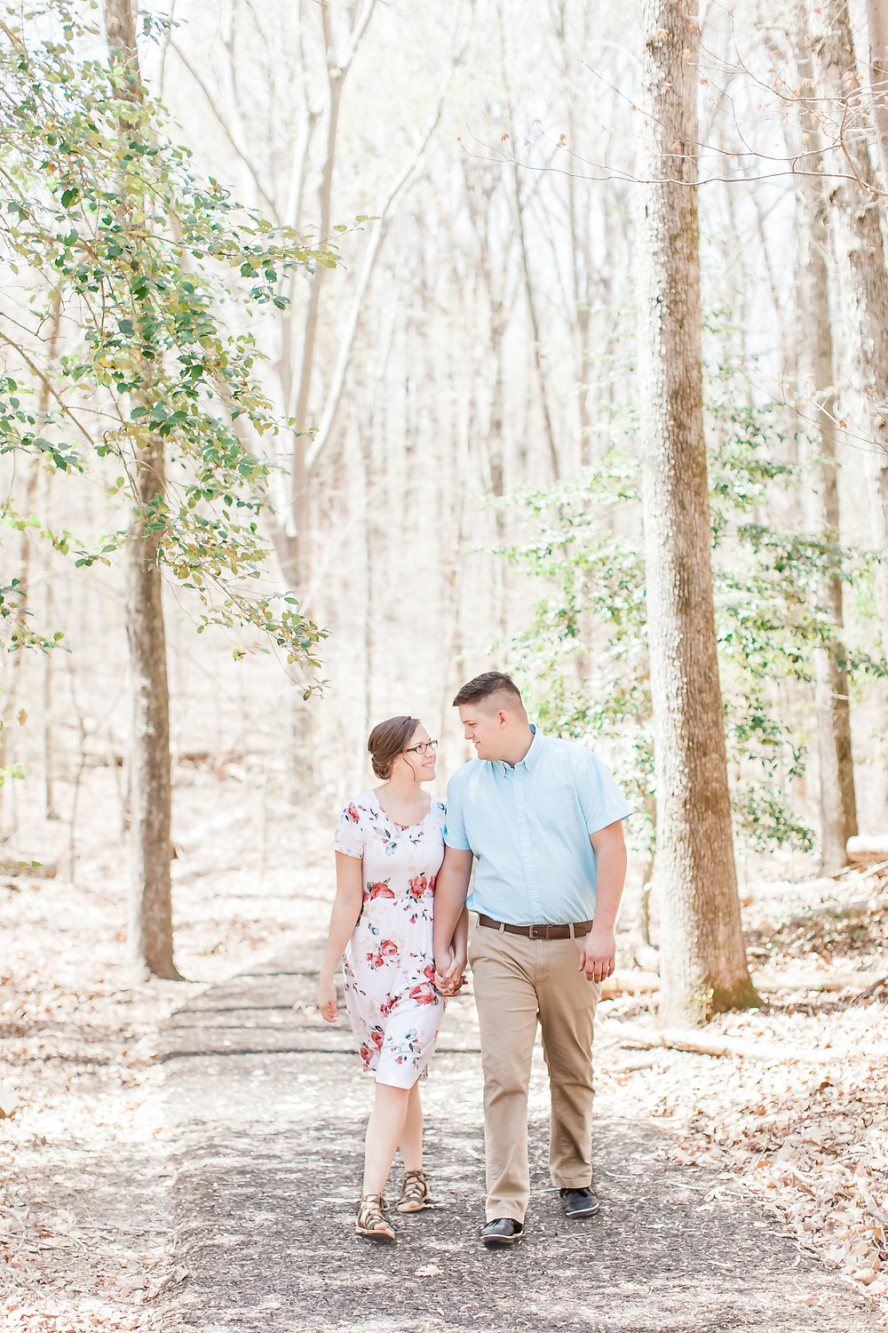 Prince William Forest Park Engagement Session 4
