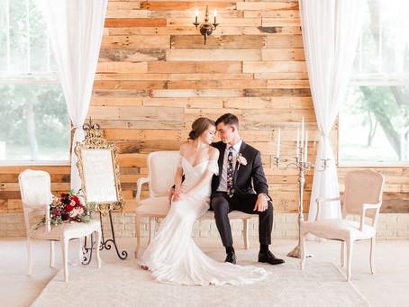 Walden Hall Styled Shoot | Reva, VA