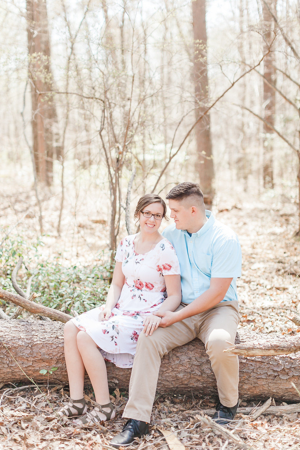 Prince William Forest Park Engagement Session 13