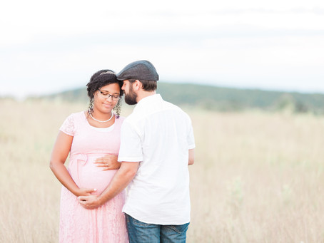 Big Meadows Maternity Session | Skyline Drive, VA