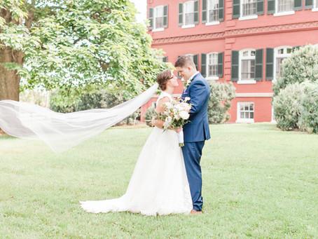 Dayspring Mennonite Church Wedding| Manassas, VA