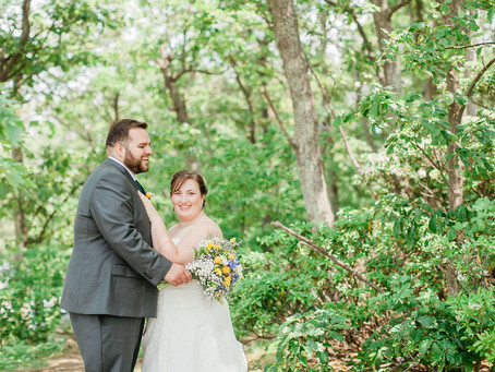 Raven's Roost Wedding | Lyndhurst, VA