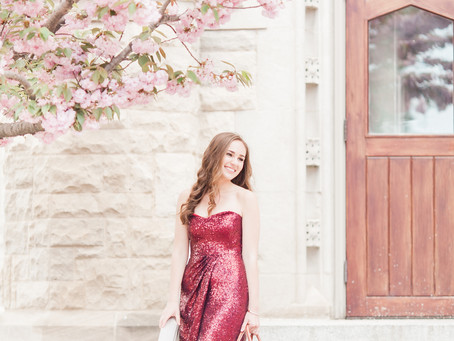 Downtown Harrisonburg Styled Session | Harrisonburg, VA