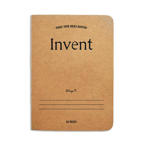 Invent Notebook