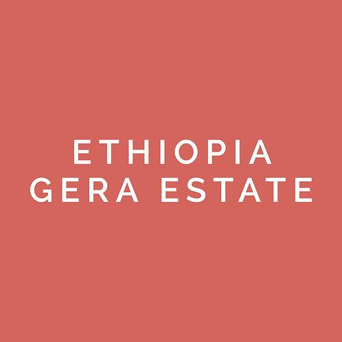ETHIOPIA GERA ESTATE - 12oz