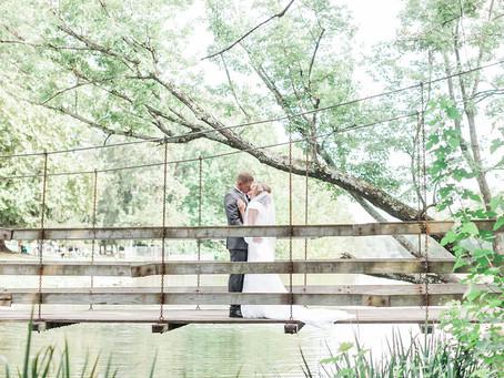 Riverside Country Wedding | Bridgewater, VA