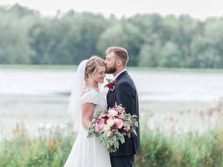 Northern Summer Wedding | Greene, NY