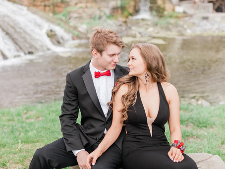 Silver Lake Mill Prom Session | Dayton, VA