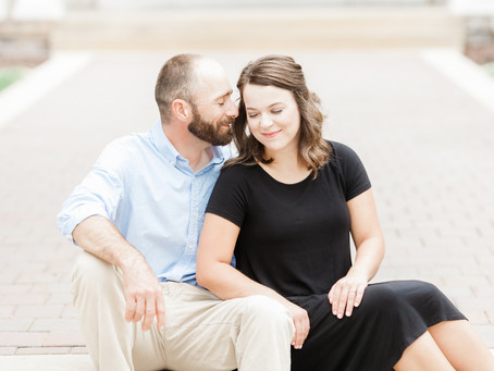 James Madison University Anniversary Session | Harrisonburg, VA