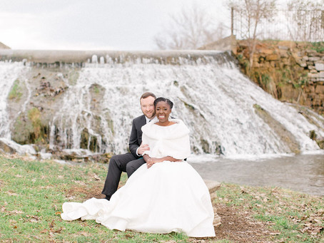 Harrisonburg Winter Wedding | Harrisonburg, VA