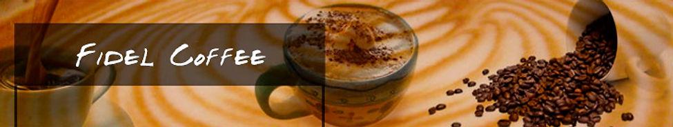 kávészemek fidelcoffee