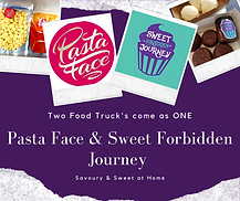 Pasta Face & Sweet Forbidden Journey
