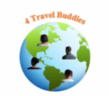 Four travel buddies